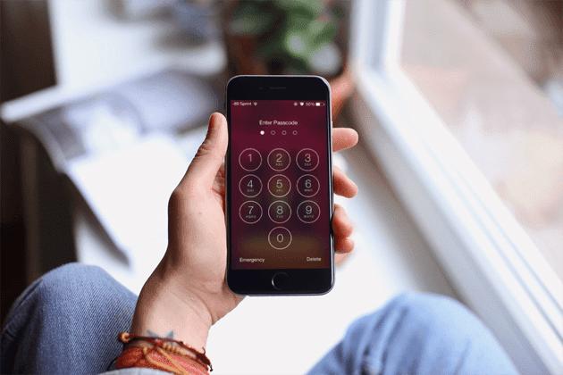 Cara Memperkuat Passcode iPhone