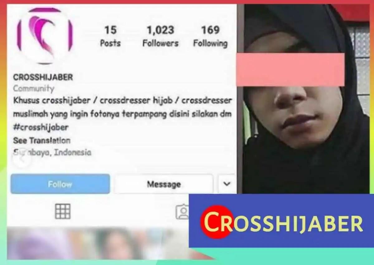 Viral! Komunitas Ini Gemparkan Media Sosial, Crosshijaber Adalah? Berikut Penjelasannya