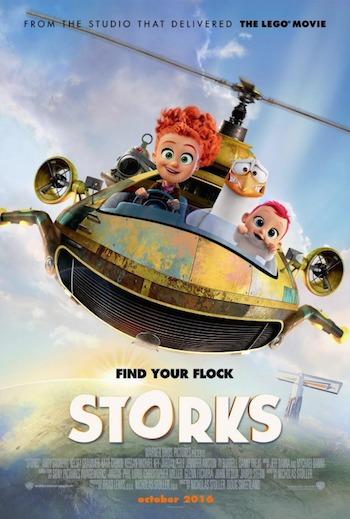Storks 2016 English Full Movie