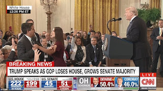CNN's Jim Acosta is BANNED from the White House