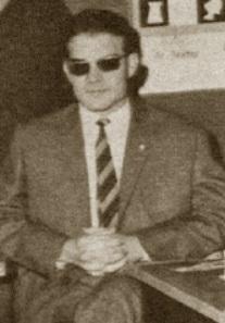 El ajedrecista Fernando Iváñez Rico