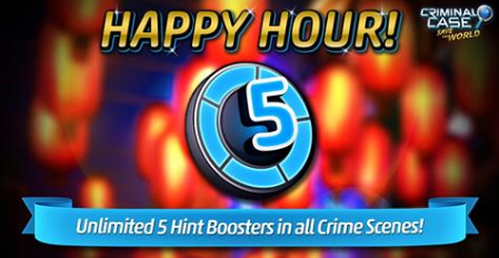 Criminal Case Save The World Happy Hour Time Criminal