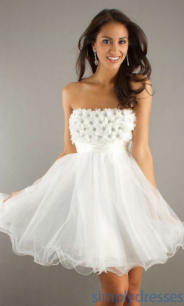 Wedding Dresses For Short People 27