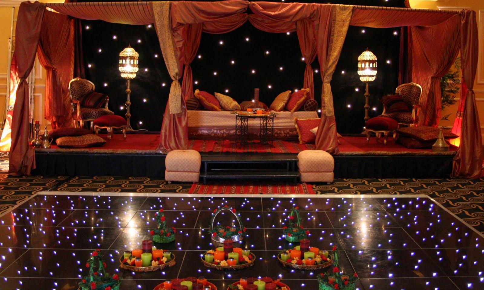 wedding stage decoration - desktop backgrounds -
