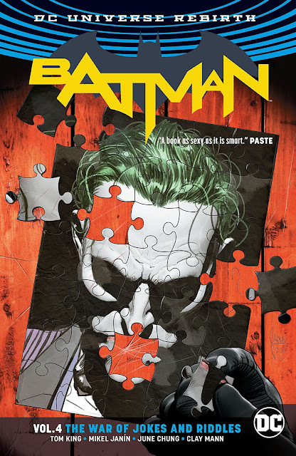 Batman, vol. 4: The War of Jokes and Riddles