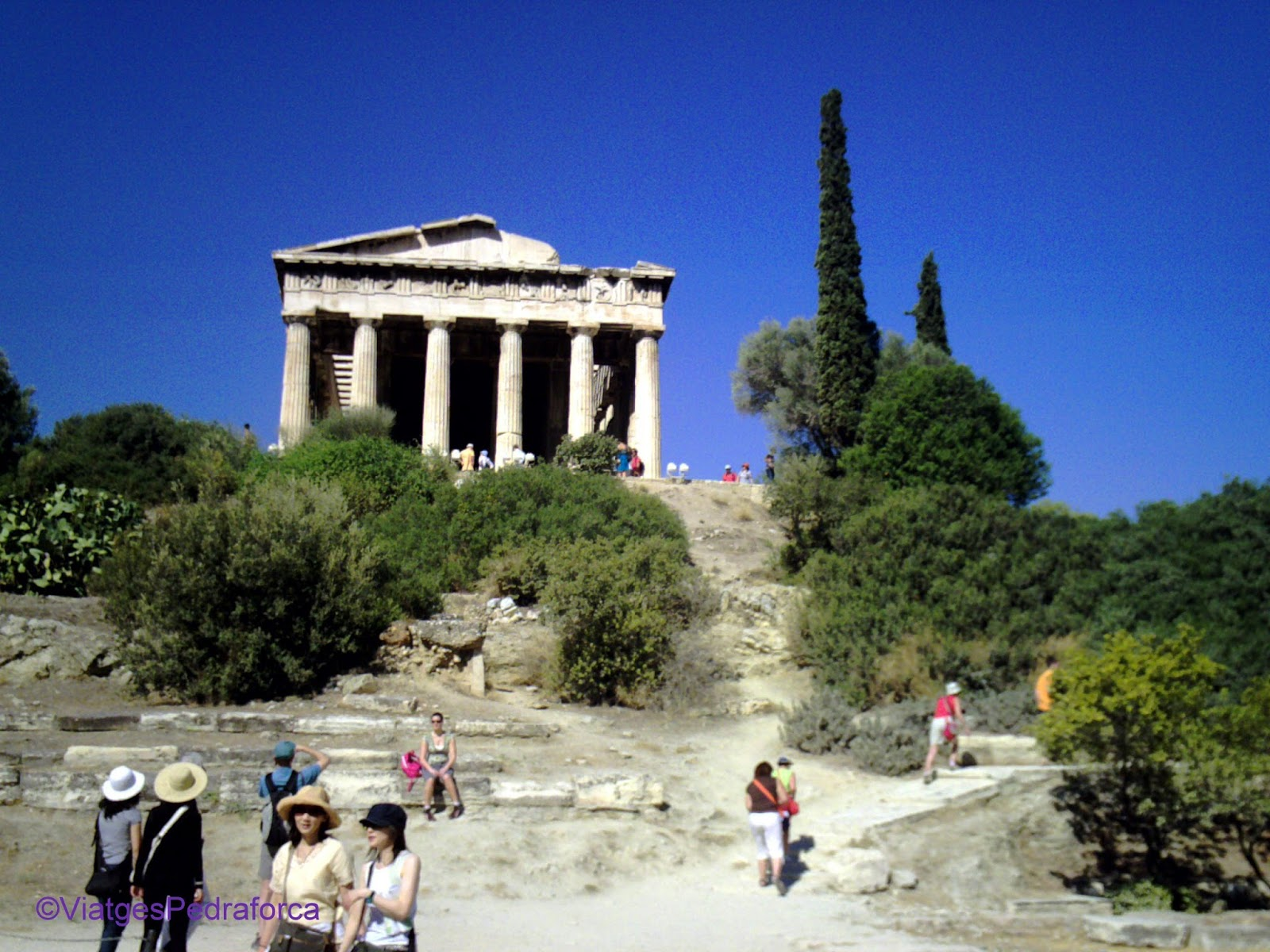 Àgora Grega, Atenes, Grècia Clàssica, arqueologia de Grècia