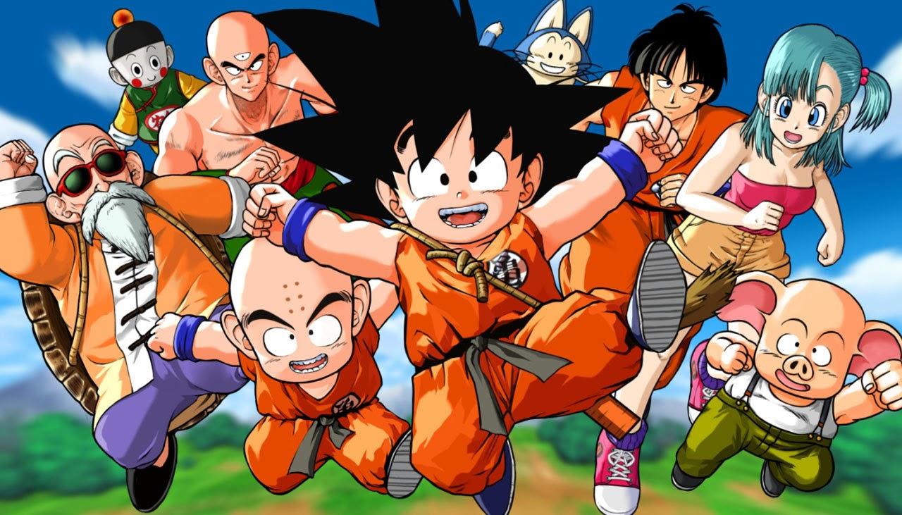 Wallpaper Gambar Dragon Ball Keren Terbaru Zakinawawi