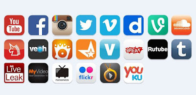Công cụ tải video trực tuyến từ Facebook, Youtube, Instagram, Twitter, Vimeo & Dailymotion