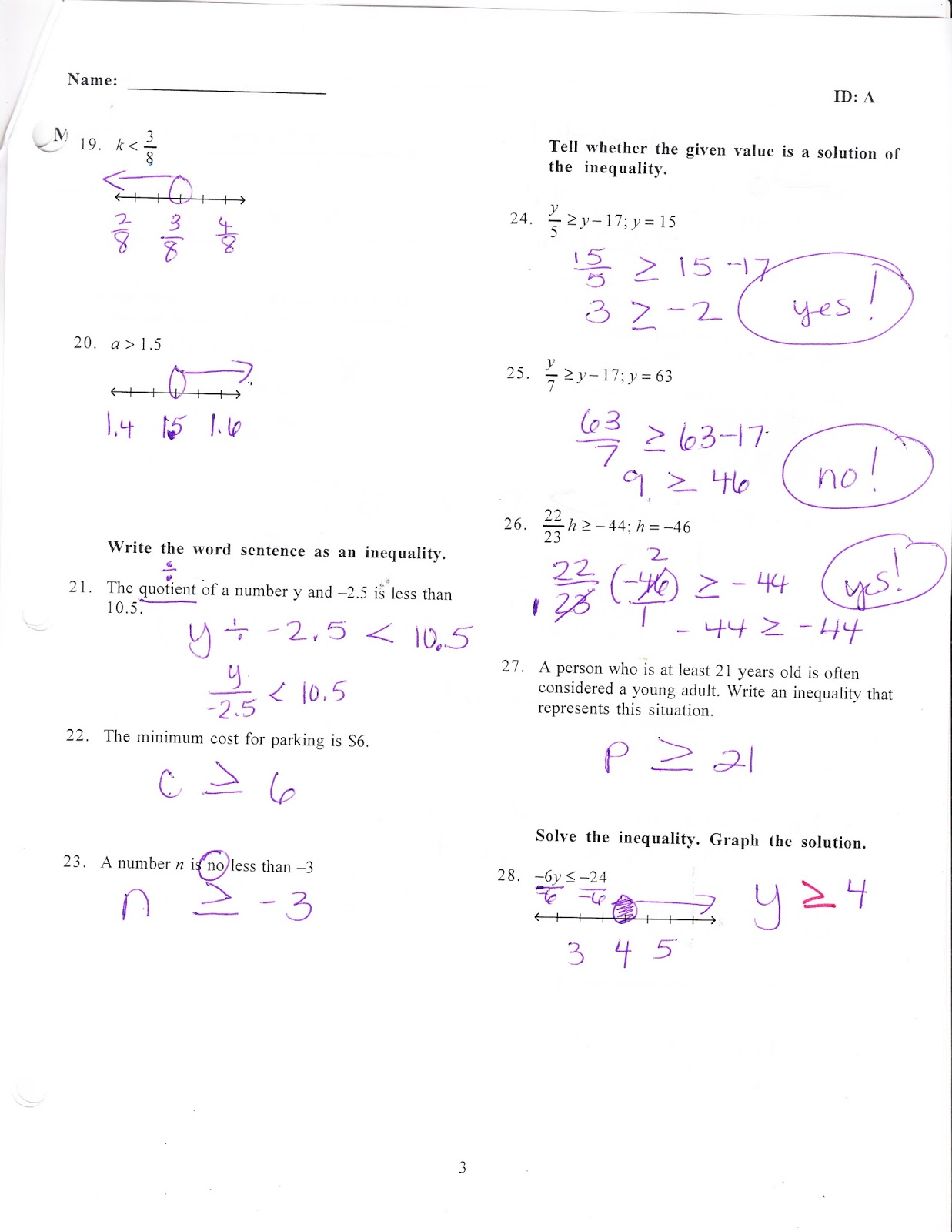 Ms Jean S Classroom Blog Math 7 Chapter 4 Practice Test Answers
