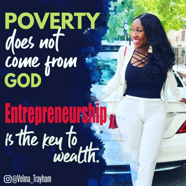 Poverty Does Not Come From God
