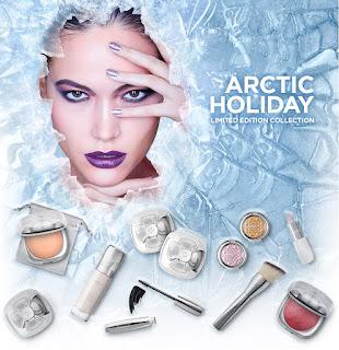 Preview: KIKO LE - Arctic Holiday - www.annitschkasblog.de