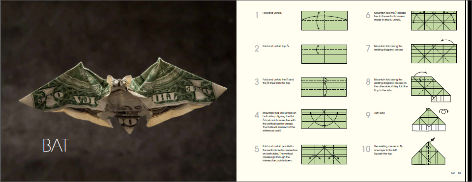 Money TURTLE Origami Dollar Animal Tutorial DIY Folded No glue and ... | 371x960
