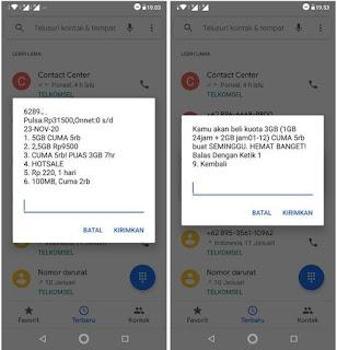 Cara Beli Paket Murah 3 Tri 3GB Rp5.000 7 Hari