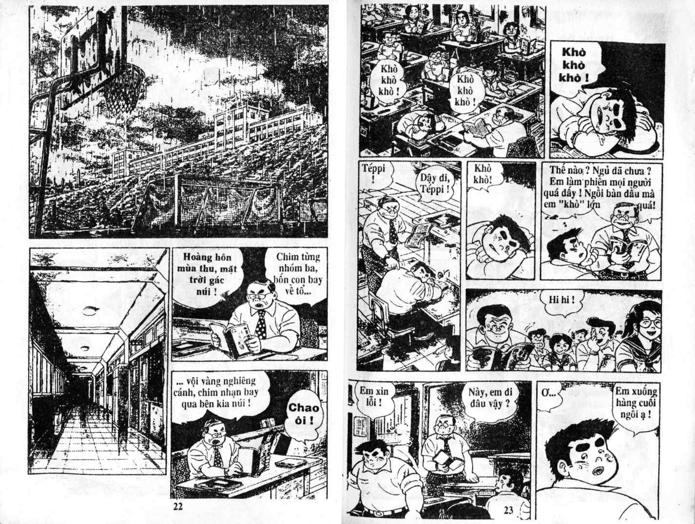Ashita Tenki ni Naare chapter 1 trang 9