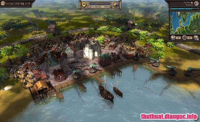 Game Patrician IV Steam Special Edition full download