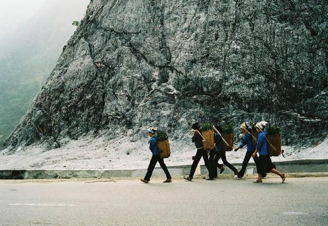 Surprised - Unique White Stone Pass in Vietnam 3