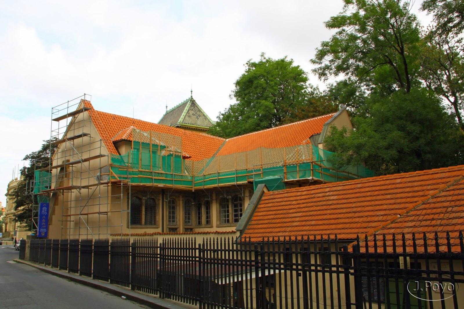 Sinagoga Pinkas de Praga