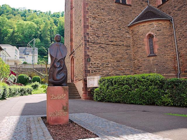 St. Goar, Rhein, Mittelrhein, Rheintal