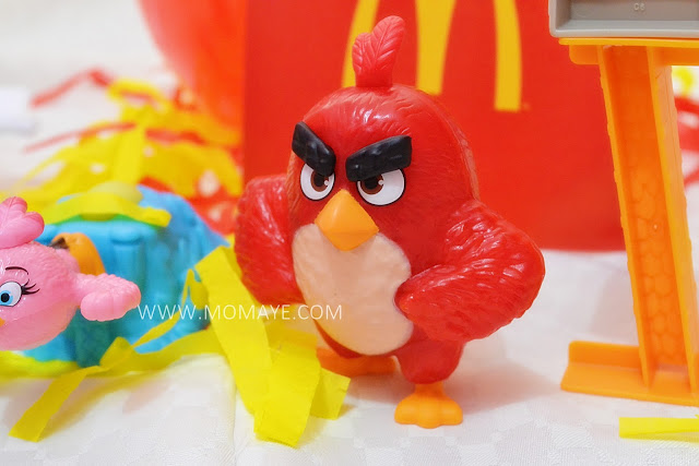 Light-Up Red Angry Bird