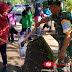 Hari Peduli Sampah Nasional, Koramil 0821/04 Gucialit Karya Bakti Bersihkan Lingkungan Bersama Warga