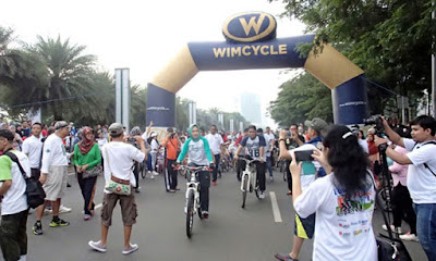 Balon Gate Wimcycle