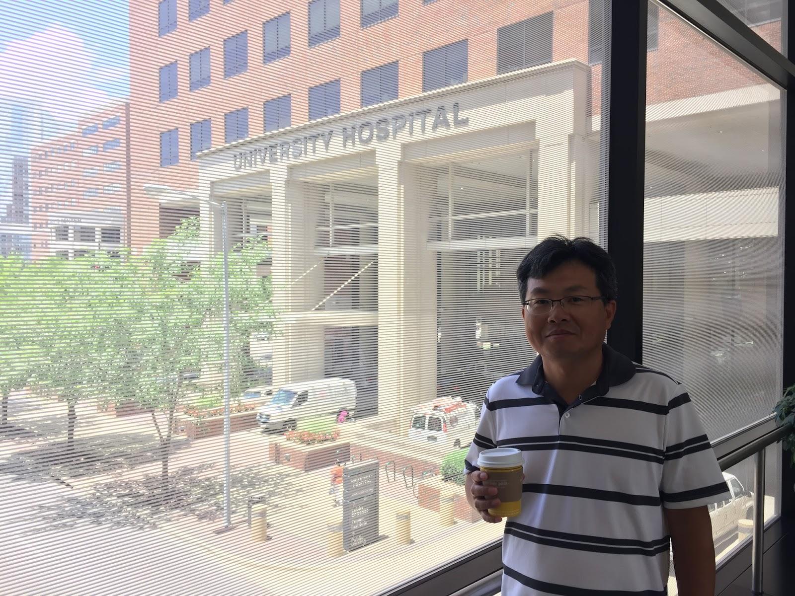 Neuroglia Lab : Visiting at UAB (2017  6)