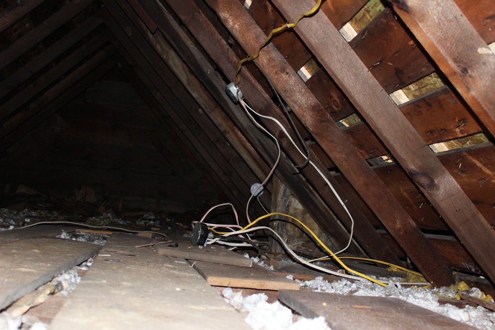 House Fuse Box Wiring An Attic Download Wiring Diagram