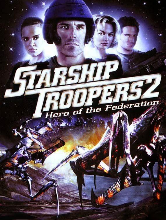 Starship Troopers 2 สงครามหมื่นขา ล่าล้างจักรวาล 2 [HD][พากย์ไทย]