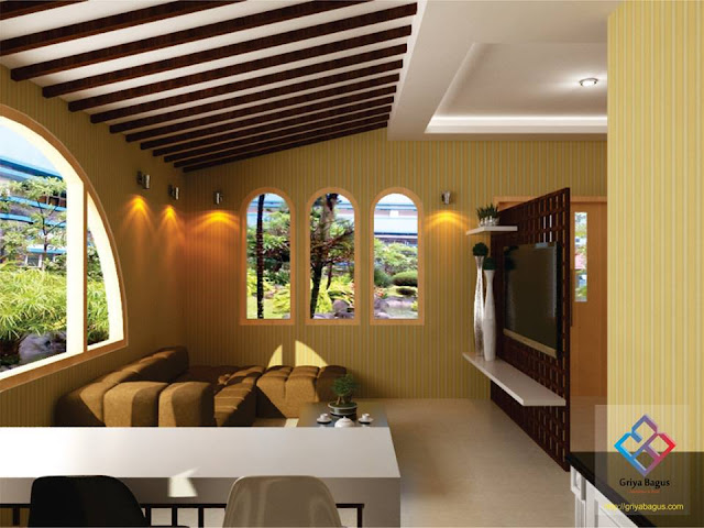Desain Interior Ruang Rawat Inap Pasien VVIP Rumah Sakit Panti Rapih Yogyakarta Gambar 9