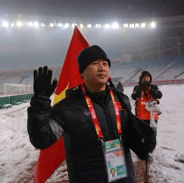 """""""Cánh tay phải"""" của HLV Park Hang-seo sắp chia tay ĐT Việt Nam?"""
