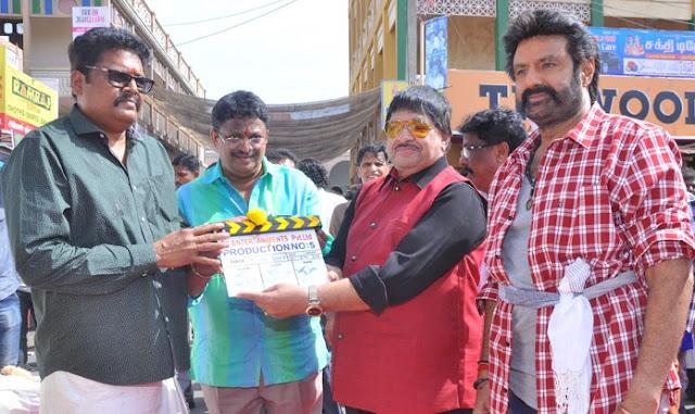 Nandamuri Balakrishna 102nd Movie launched