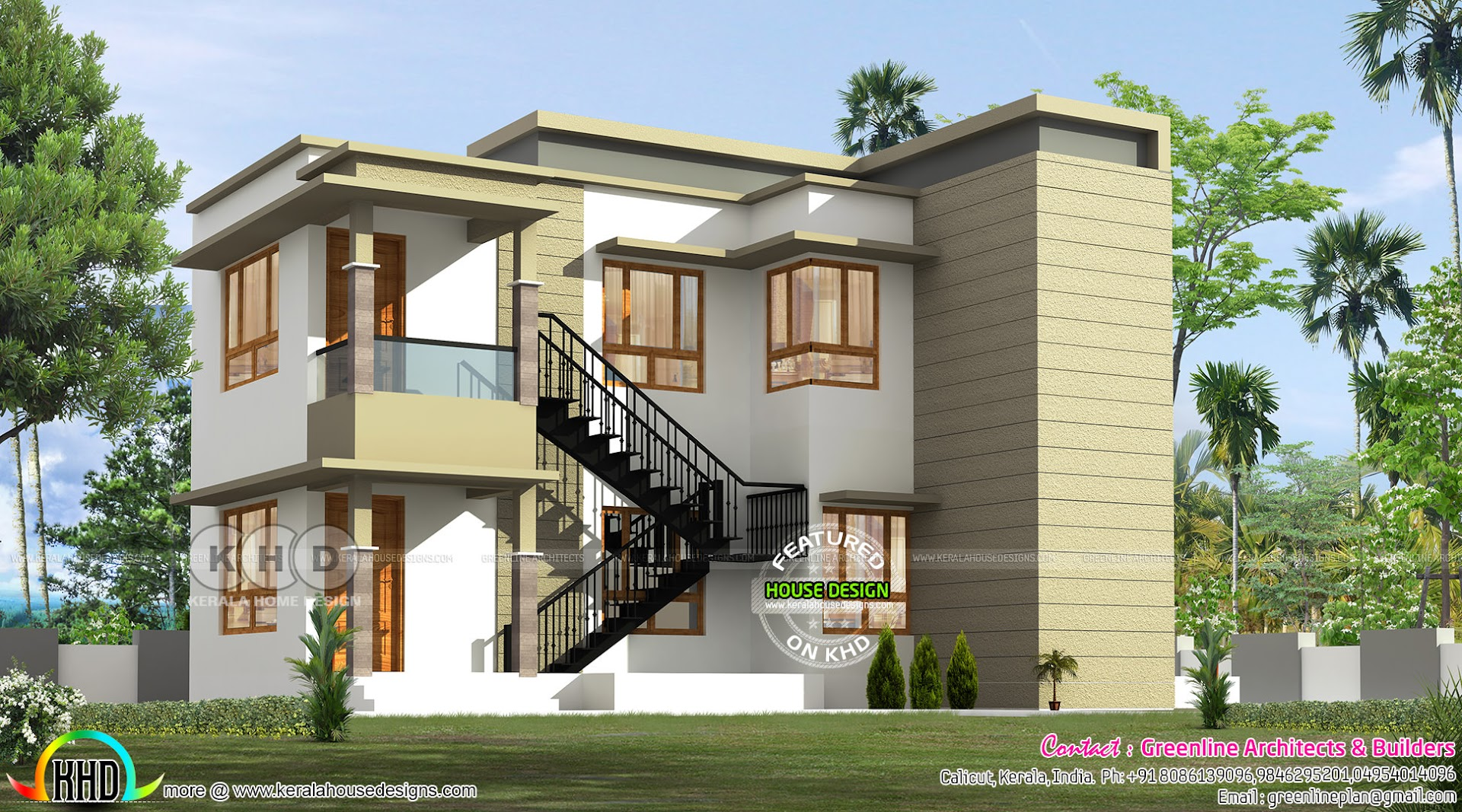 Low Budget Home 2000 Sq Ft 30 Lakhs Kerala Home Design Bloglovin