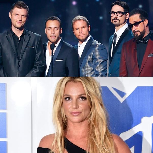 Los Backstreet Boys sustituirán a Britney Spears en Las Vegas