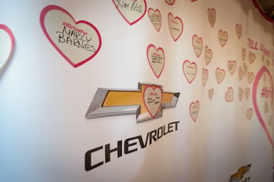 Chevrolet Shows Support for Breast Cancer Awareness Month