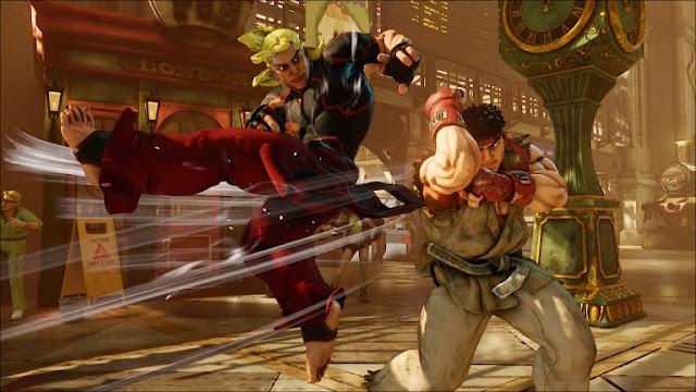 مبيعات لعبة Street Fighter V تتسلق بسرعة قصوى لتجاوز حاجز 2،5 مليون !