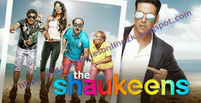 The Shaukeens 2014 DVD Hindi Full Movie Watch Online Free