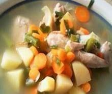 Resep Cara Membuat Sup Ayam Segar
