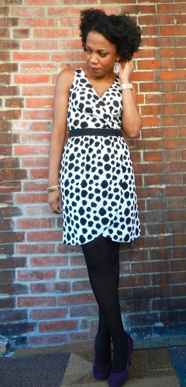 Fashion Thesaurus: Polka Dot Dress
