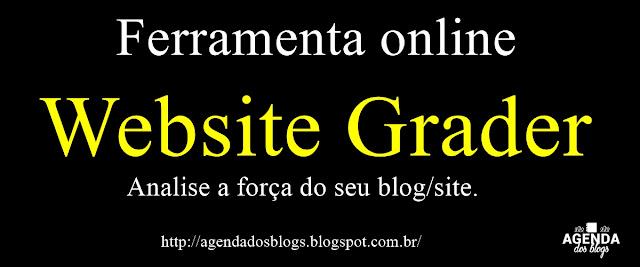 Ferramenta online Website Grader