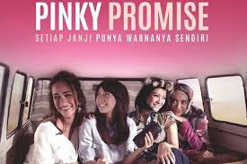 Download Film Indonesia Pinky Promise (2016) Full Movie BluRay