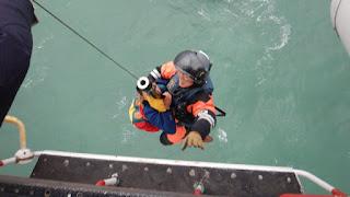 Otro rescate en el mar de China Meridional