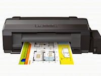Epson L1800 to print poster A3