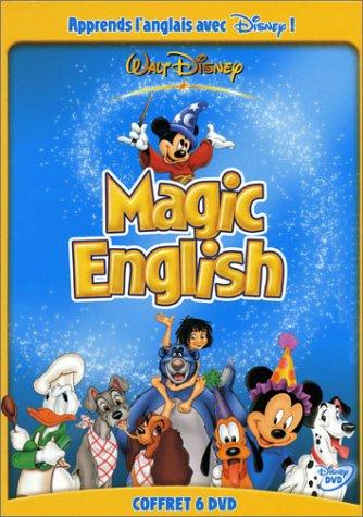 Disney Magic English Volumul 1 Lecții de engleza