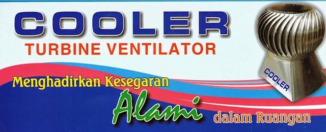 Harga Turbin Ventilator Cooler Terbaru
