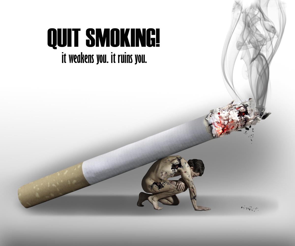 Антиреклама сигарет картинки