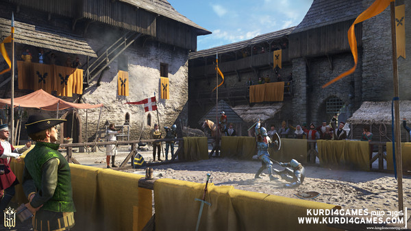 تحميل لعبة Kingdom Come: Deliverance