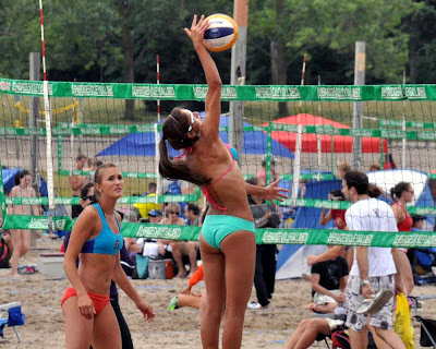 Ontario Volleyball Association Beach Tour
