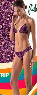 Tecidos para Biquinis com este verão chegando muita cor estampas a cara do verão