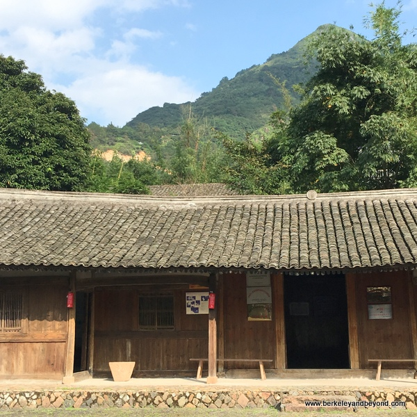 Dongyuan Printing Village in Pingyangkeng Township in Ruian City near Wenzhou, China