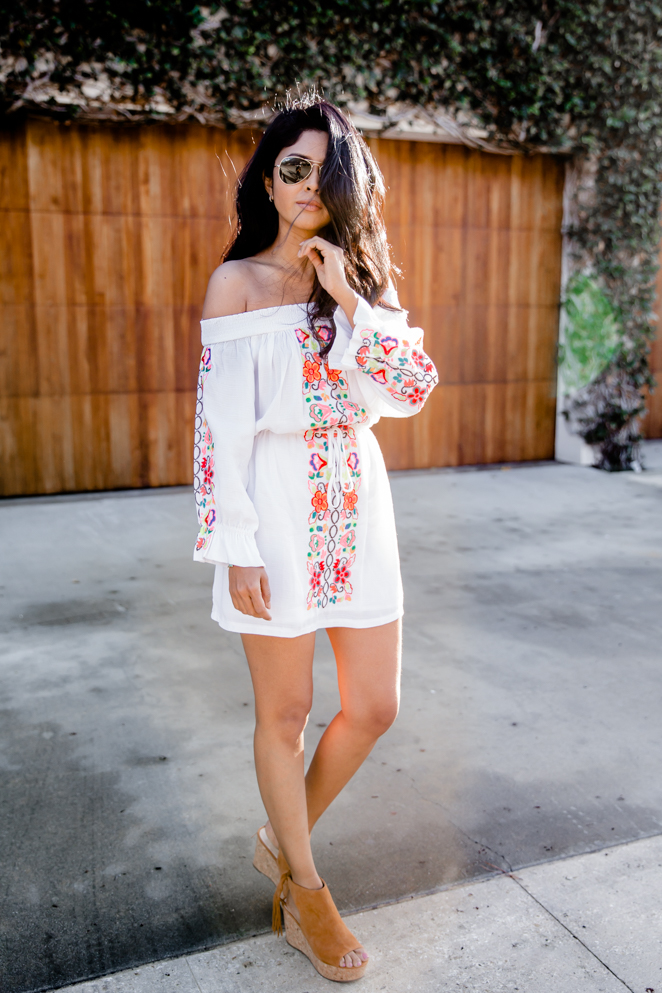 Dress: Misa / Shoes: Sueann by Marc Fisher LTD · Sueann Who doesn't love a  good pair of platform wedge sandals? The great thing with Sueann is that  she's ...